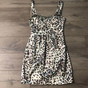 Dresses & Skirts - Cheetah silky dress